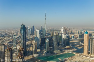 Dubai Sites from Seawings
