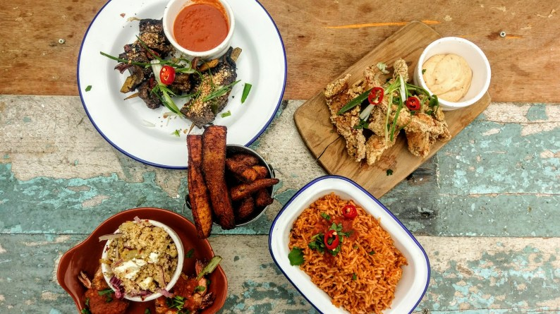 Fried Plantain at Zoe's Ghana Kitchen | 10 Global Stops for the Foodie Traveller!