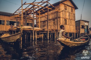 Navigating the waters of MAKOKO, LAGOS: The World's Largest Floating City