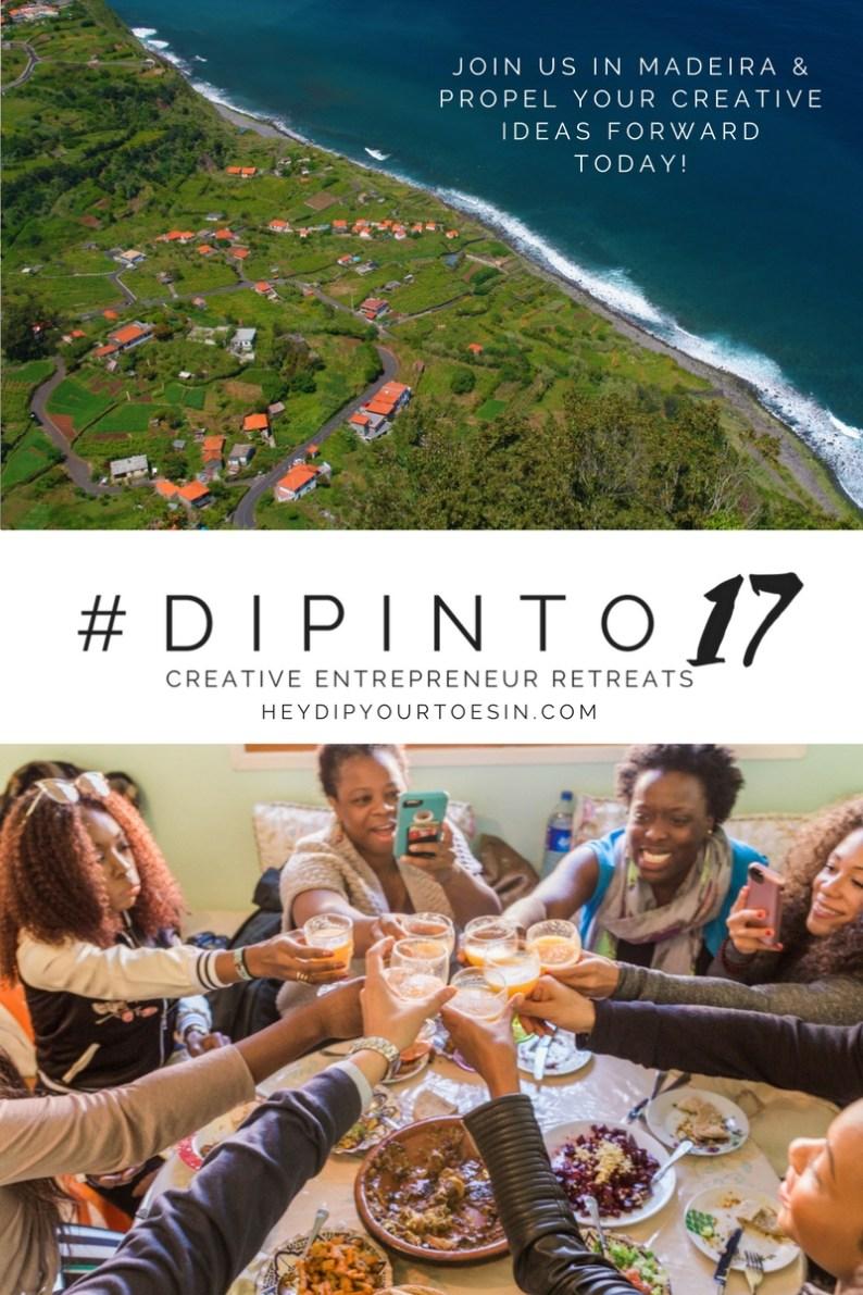 #DIPINTO17 Madeira, Portugal