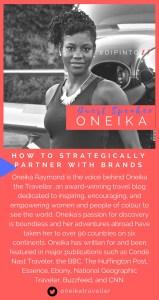 Oneika Raymond | #DIPINTO17 Portugal, facilitators