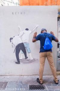 Escif | Walking Tour of Street Art in Valencia, Spain
