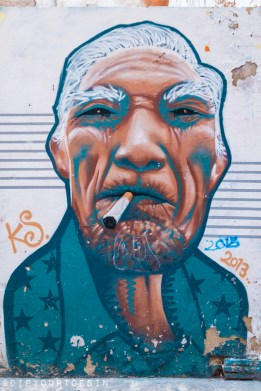 K.S | Valencia | Street Art Walking Tour, Spain