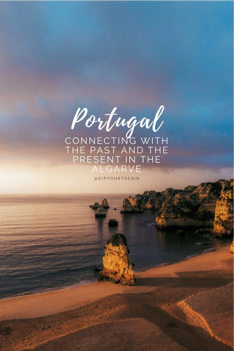 Visiting the Algarve, Portugal