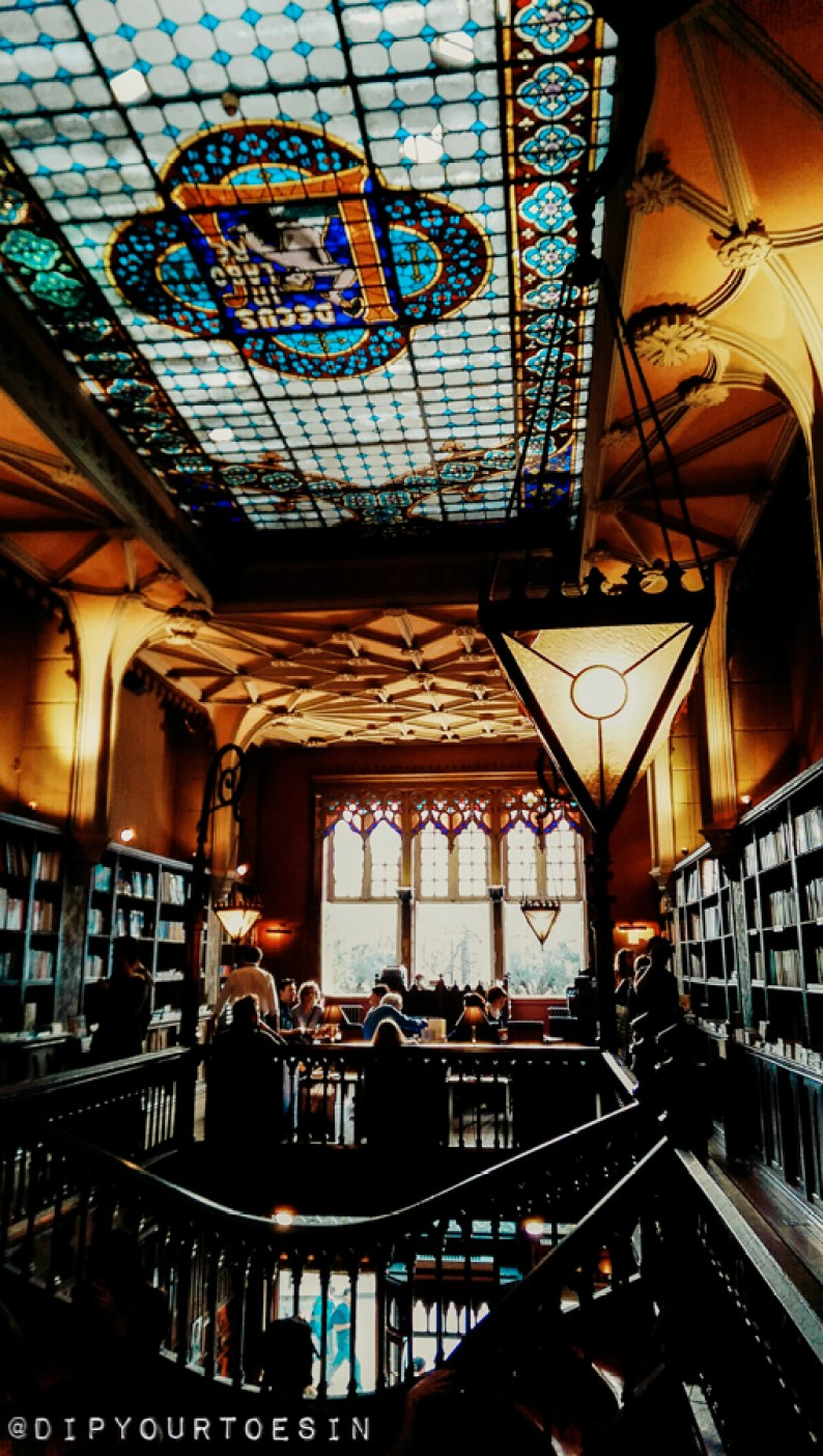 Livraria Lello, J.K. Rowling | Why you should visit Porto, European Best Destination for 2017