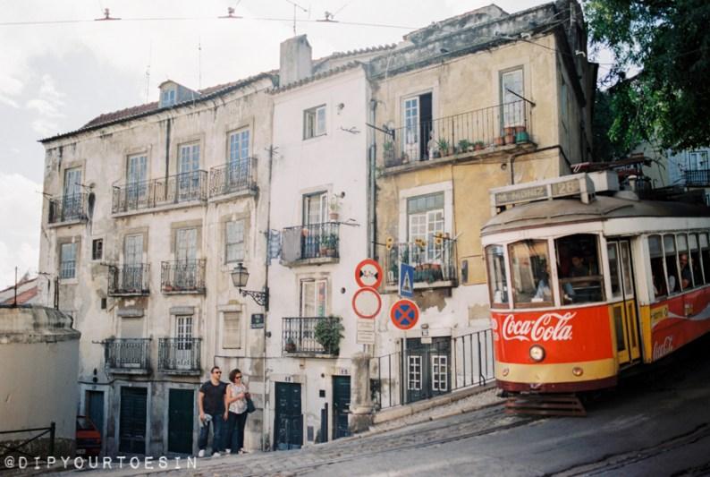 Tram, Startups are flocking to Lisbon