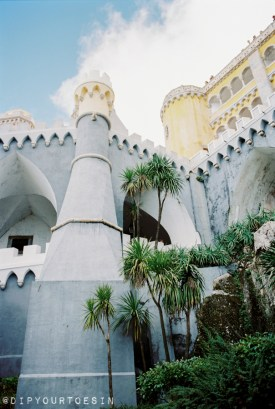 10 things we love about Portugal | Palácio da Pena | Sintra
