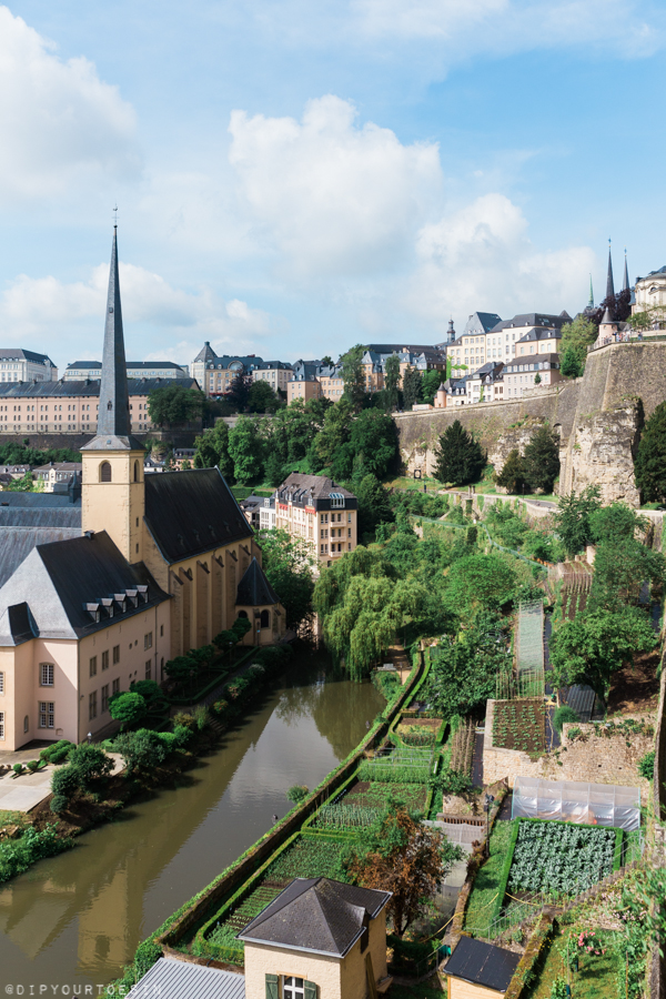Things to do in Luxembourg | Bock Casemates | Neimënster | Visit Luxembourg