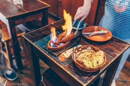 Visit Madeira for The Food | chouriço | Food Tour Funchal