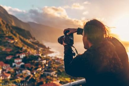 Madeira, Portugal | Scenery of North Coast | Ponta Delgada, São Vicente