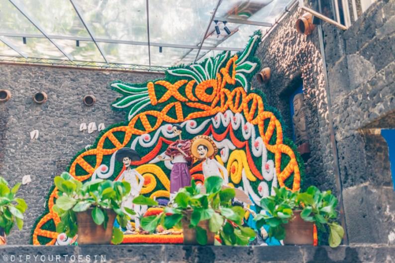 Día De Muertos (Day of the Dead), Mexico City