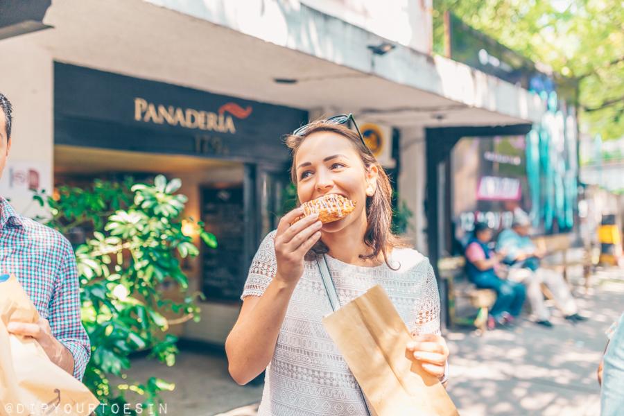 Panadería, Roma Norte, Mexico City