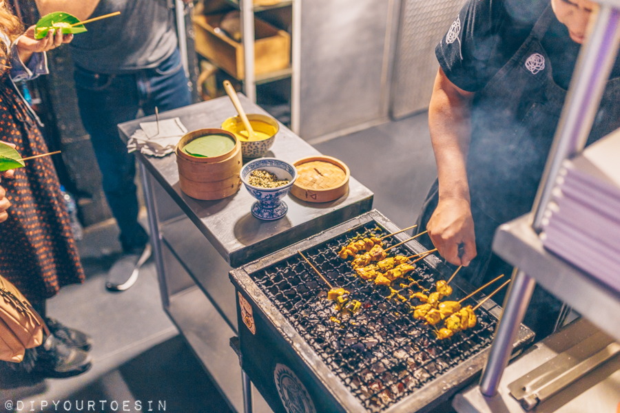 Nudo Negro   Mexico City   The City with the World's Best Tacos