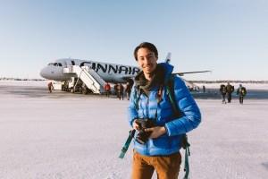 Finnair   Kittilä Airport   Why Lapland Should Be On Every Travel Bucket List