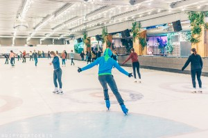 Dancing on Ice and Our Year of Yes   via @dipyourtoesin