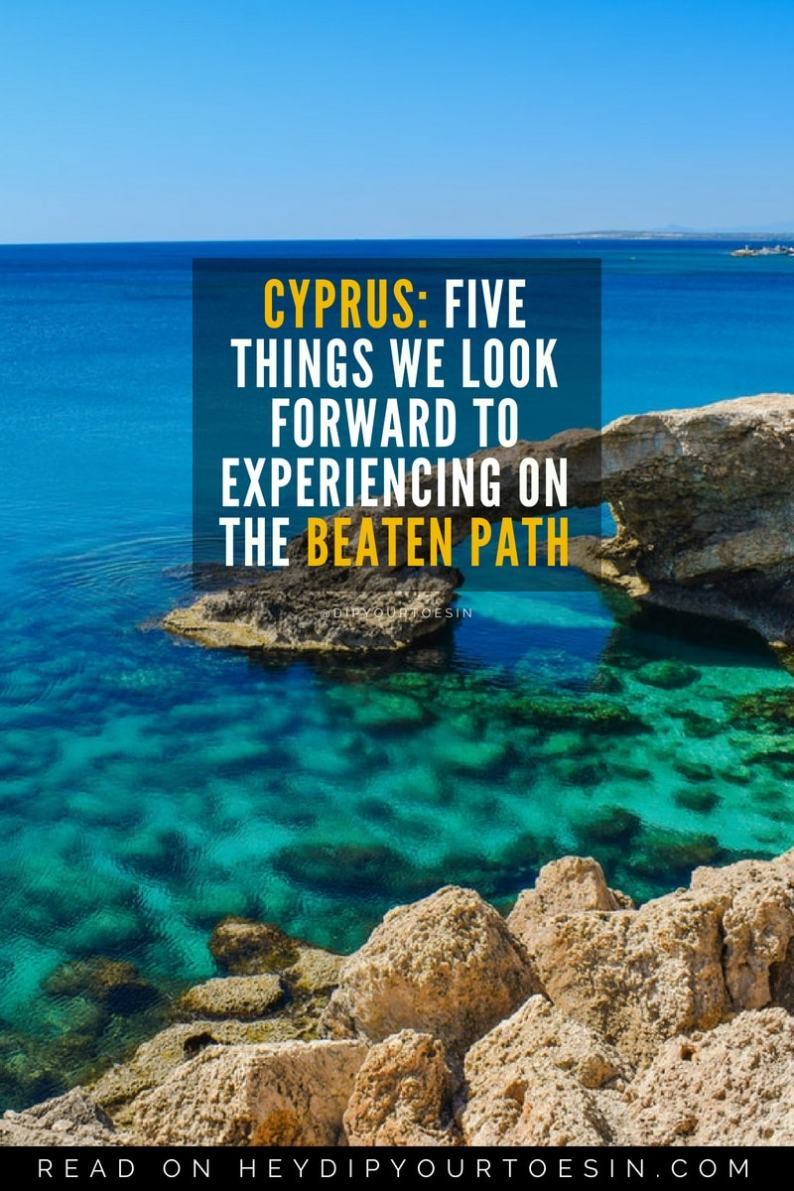 This summer, we are partnering with James Villas to explore the island of Cyprus. Steeped in history and culture, Cyprus offers more than sunny beaches and Mediterranean cuisine. With ideas inspired by local Instagrammers, we share five experiences we look forward to enjoying when we visit Cyprus.