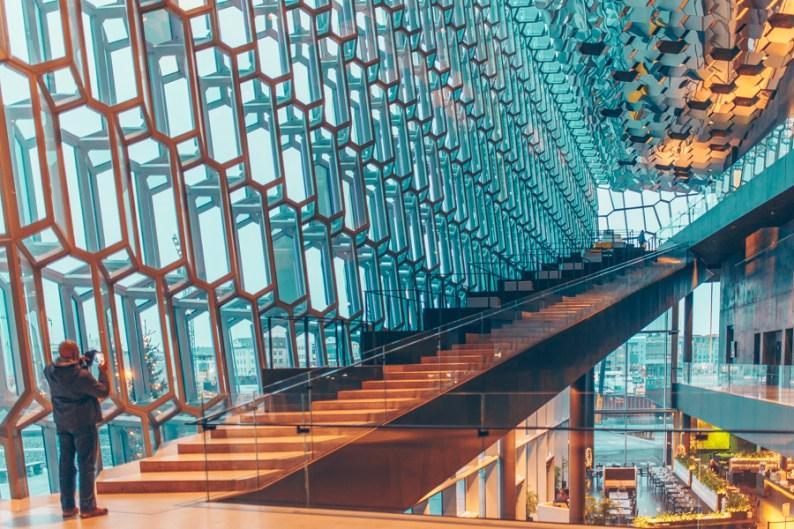 Architecture | Harpa Concert Hall, Austurbakki, Reykjavík, Iceland