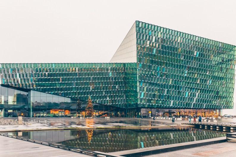 Architecture | Harpa Concert Hall, Reykjavík, Iceland