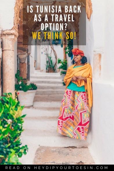 Exploring Tunis, Tunisia