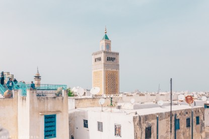 Ez-Zitouna (Zaytuna) mosque   The Medina Tunis