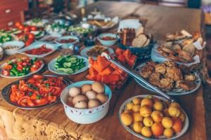 Best breakfast in Southern Turkey?