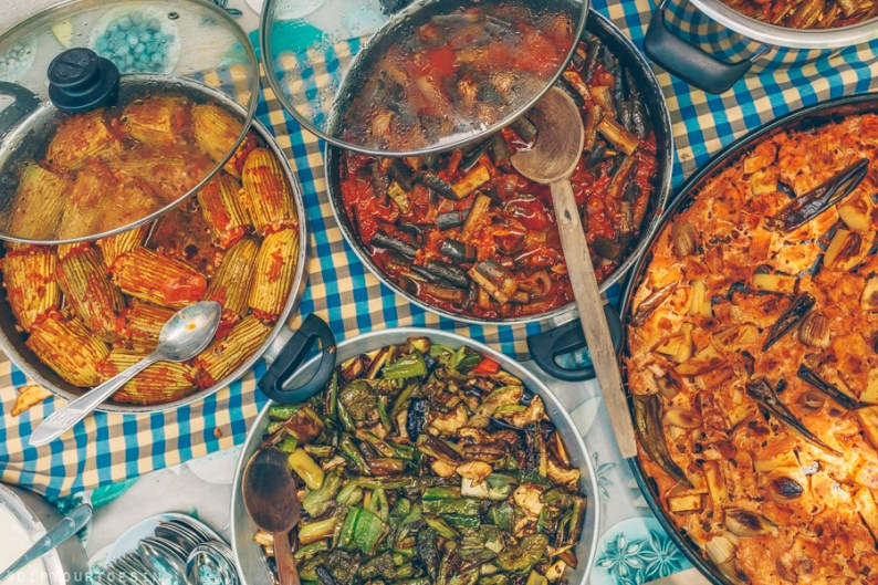 Foodie experiences in Southern Turkey