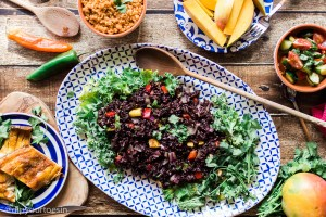 An African Food experience