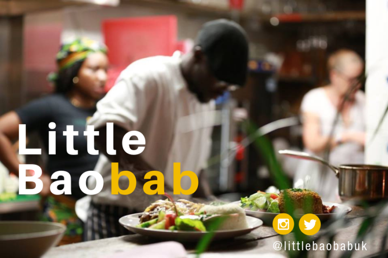Little Baobab Chef Khadim Mbamba