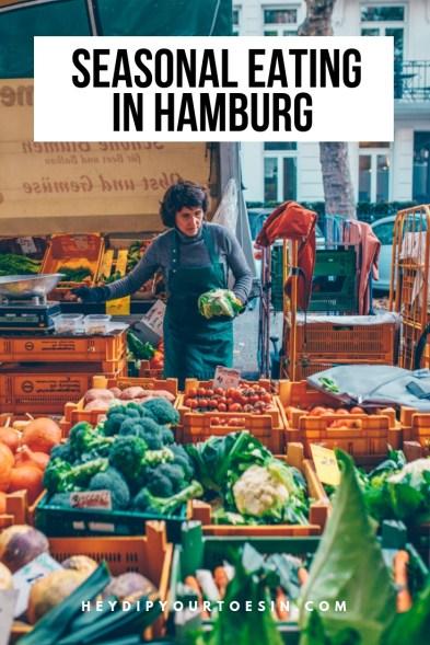 Isemarkt Hamburg