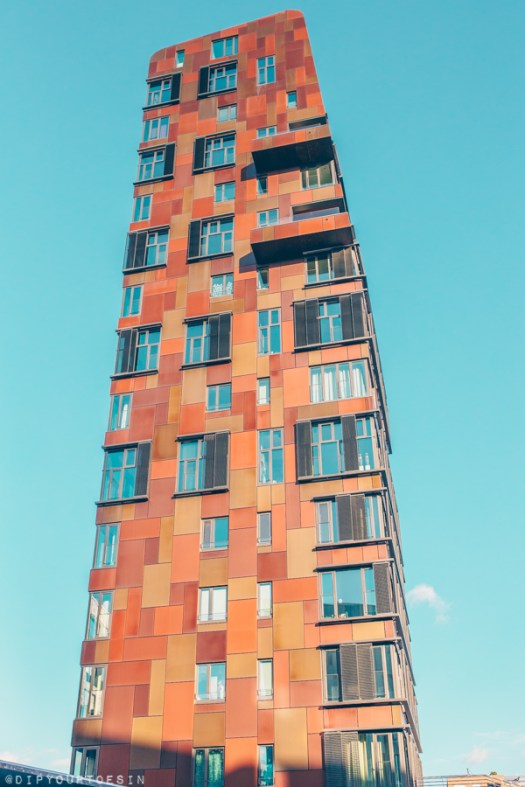 Building in HafenCity | Hamburg photo journal