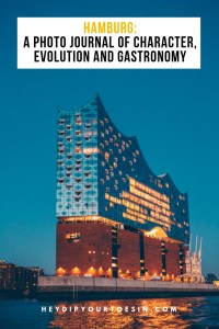 Hamburg Elbphilharmonie - A Photo Journal of Character, Evolution and Gastronomy