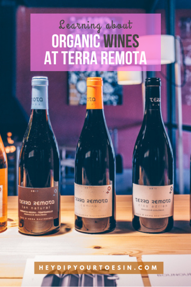 Organic Wines in DO Emporda, Catalonia at Terra Remota
