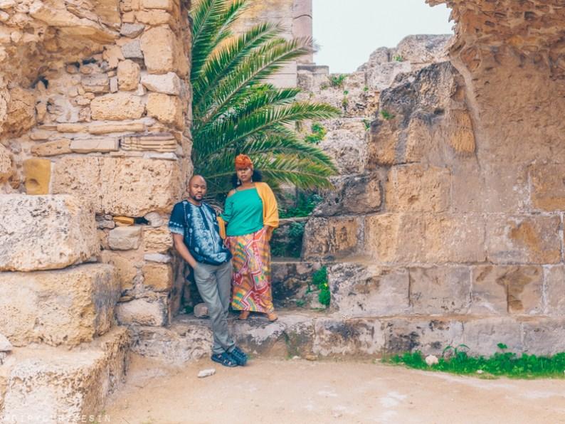 Omo and Eulanda in Tunisia   Chat26