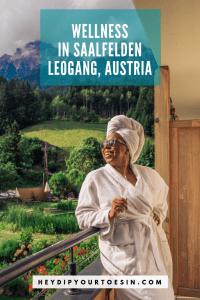 Wellness holidays in Saalfelden Leogang Austria