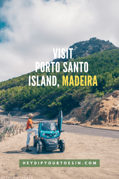 Is Porto Santo one of the Best Beaches in Europe?