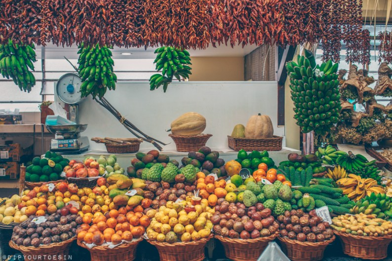 Visit Mercado dos Lavradores, Funchal's main market | Madeira