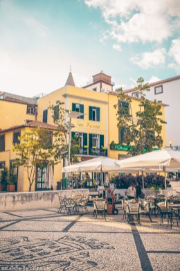 Square in Funchal, Madeira | Visit Portugal in One Week