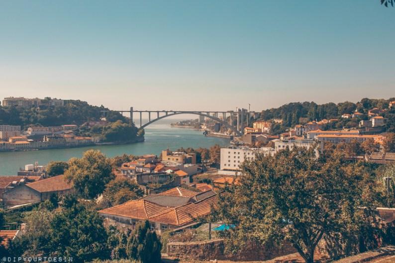 View of bridge in Porto | Visit Portugal in One Week