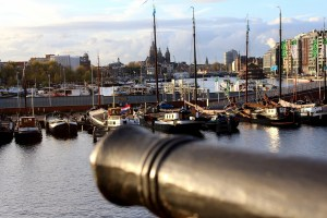 Eastern Docklands, Amsterdam | Views from National Maritime Museum