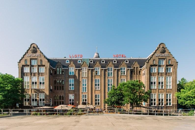 Lloyd Hotel Amsterdam | Oostelijke Handelskade 34, 1019 BN Amsterdam