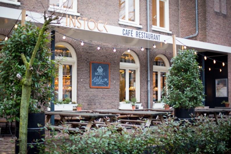Instock Restaurant Amsterdam serving breakfast, lunch, brunch and dinner