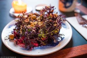 Salad at Apollo Bar, Nyhavn 2, 1051 København, Denmark