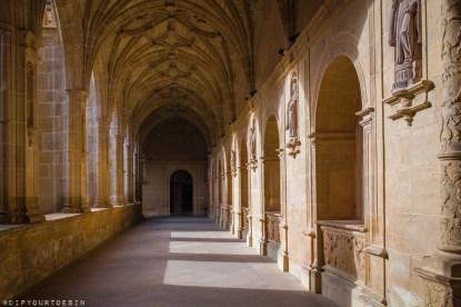 Inside the Monasterio de San Millán de Yuso | La Rioja Turismo | Visit La Rioja