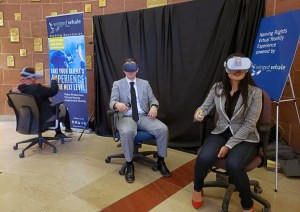 Testing Virtual Reality Travel Experiences at a Travel Exhibition | Winged Whale Media