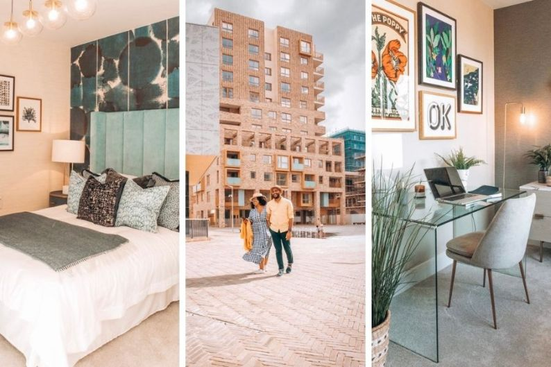 Southmere, a Brand New Lakeside Community in Thamesmead