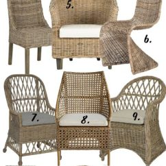 Farmhouse Dining Chairs Folding Chair For Shower Style 12 Wicker Under 360 Each Hey 370 Djangles Heydjangles