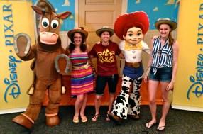 Howdy Jessie and Bullseye!