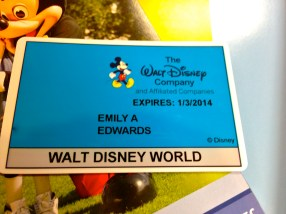 My company card (still awaiting a picture)