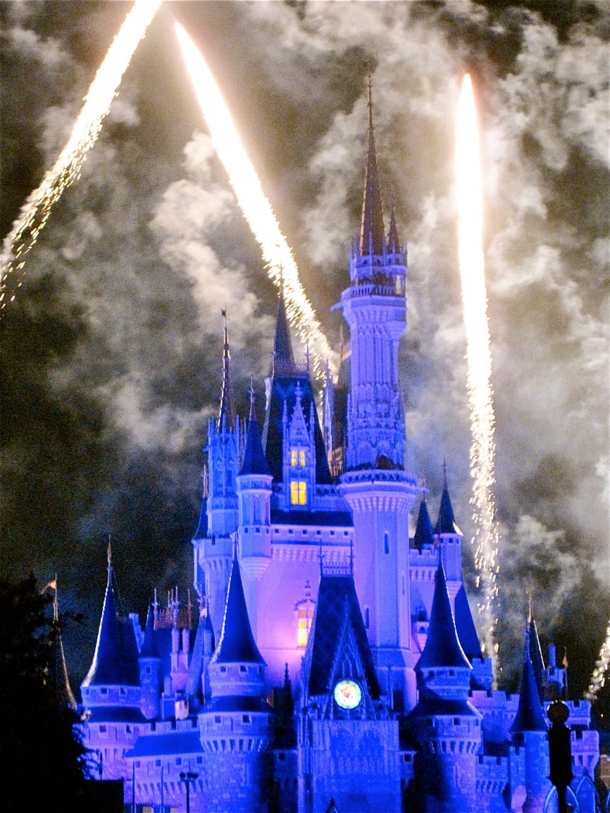 My view of Wishes!