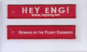 Hey Eng! Key Fob Flag
